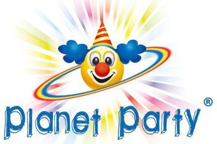 logo Planet Party