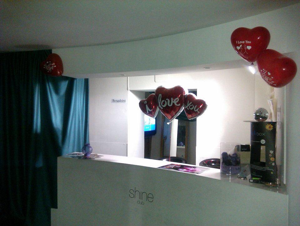 Balões dia Namorados
