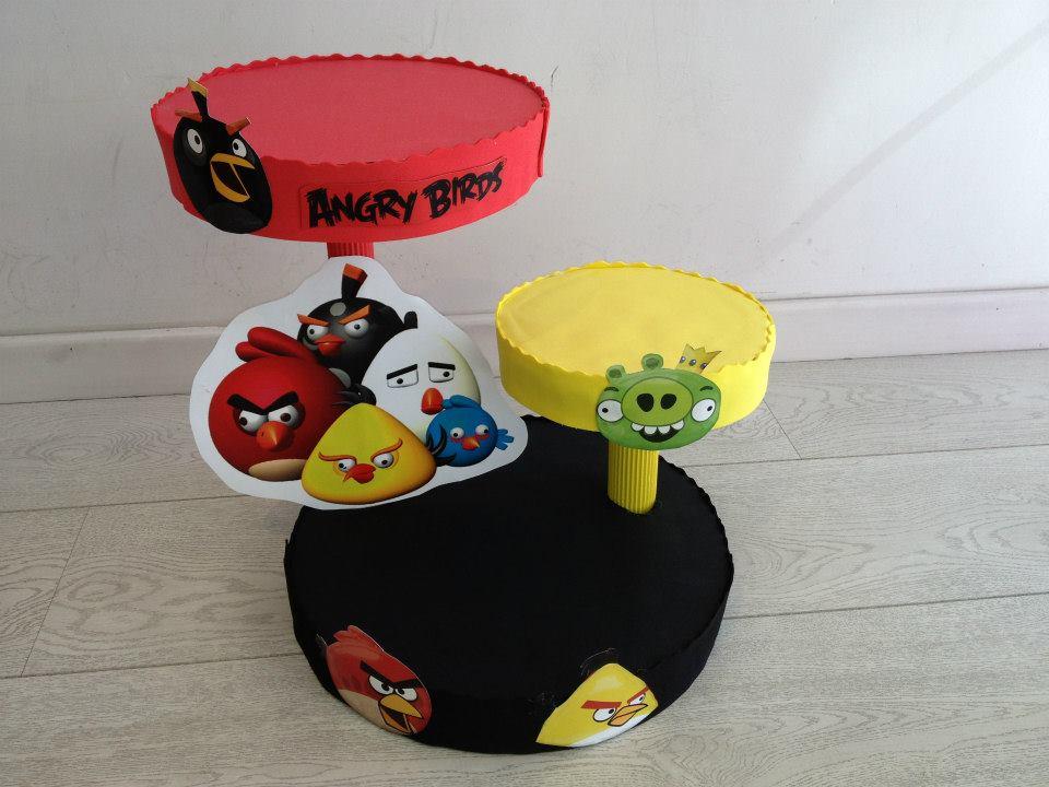 Baleiro Angry Birds