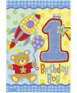 1º Aniversário Menino