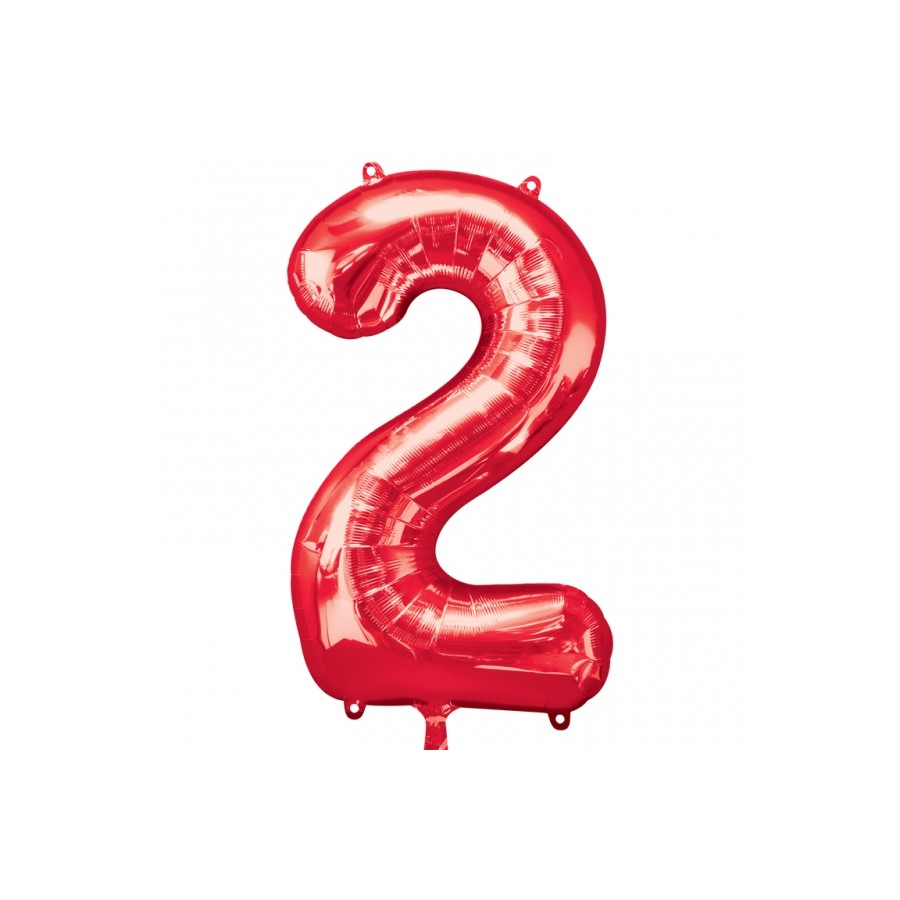 2 vermelho