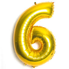 6 dourado