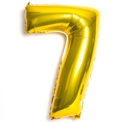 7 dourado