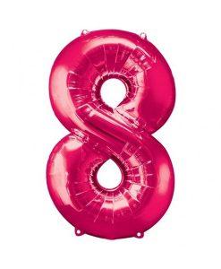 8 rosa