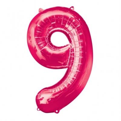 9 rosa
