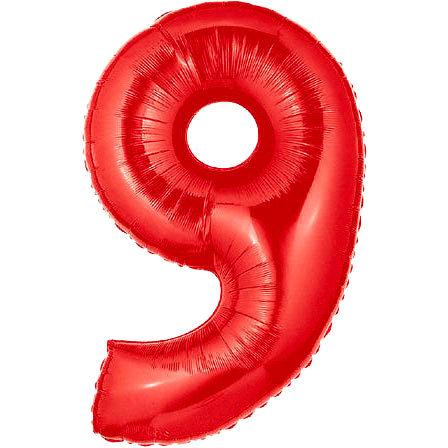 9 vermelho