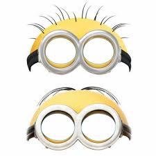 mascaras minnions