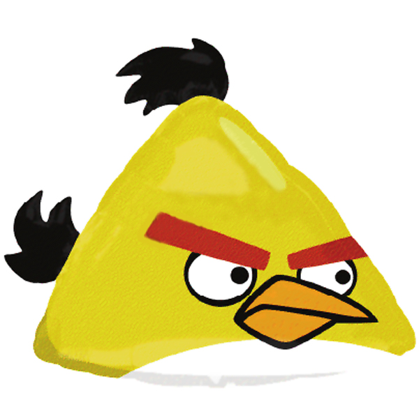 Angry Birds Amarelo