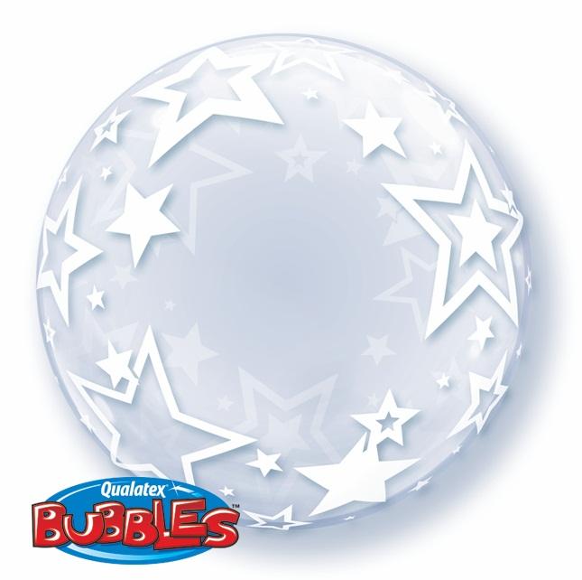 Deco bubble Estrelas Estilizadas
