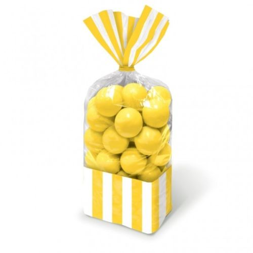 Bolsa para doces Amarelo