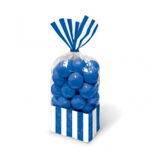 Bolsa para doces Azul