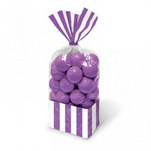 Bolsa para doces Fushia