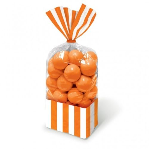 Bolsa para doces Laranja