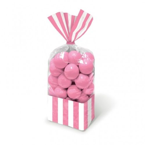 Bolsa para doces Rosa bebé