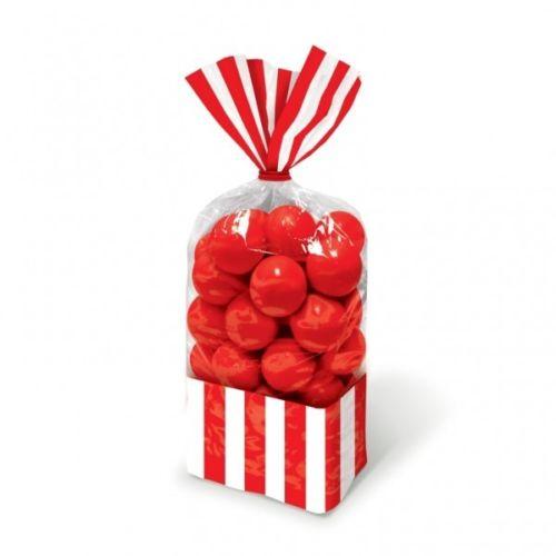 Bolsa para doces Vermelho