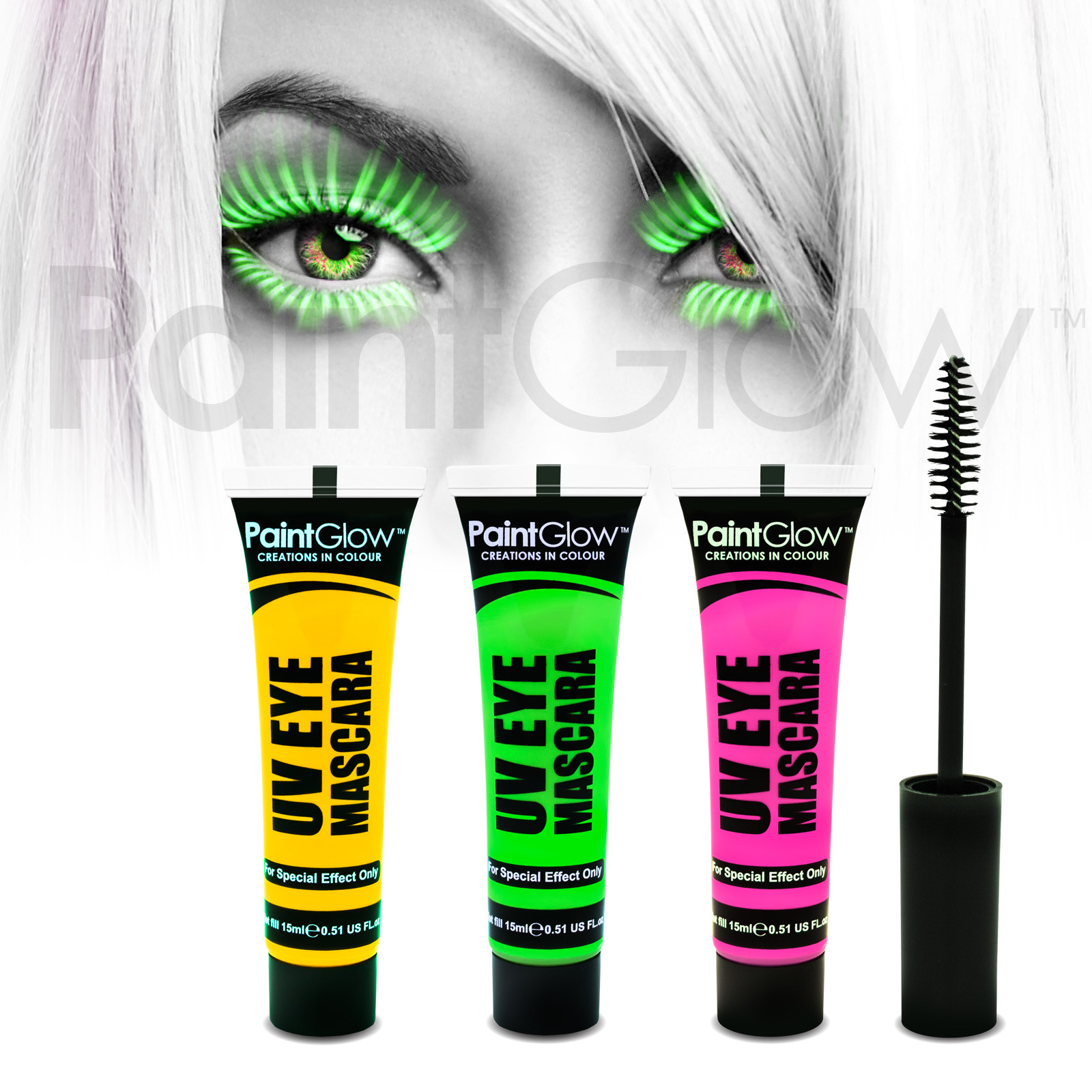 617ac66ef6f Neon UV Eye Mascara – Planet Party