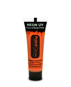 neon-uv-face-body-paint-laranja