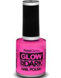 neon-uv-glitter-nail-polish-magenta